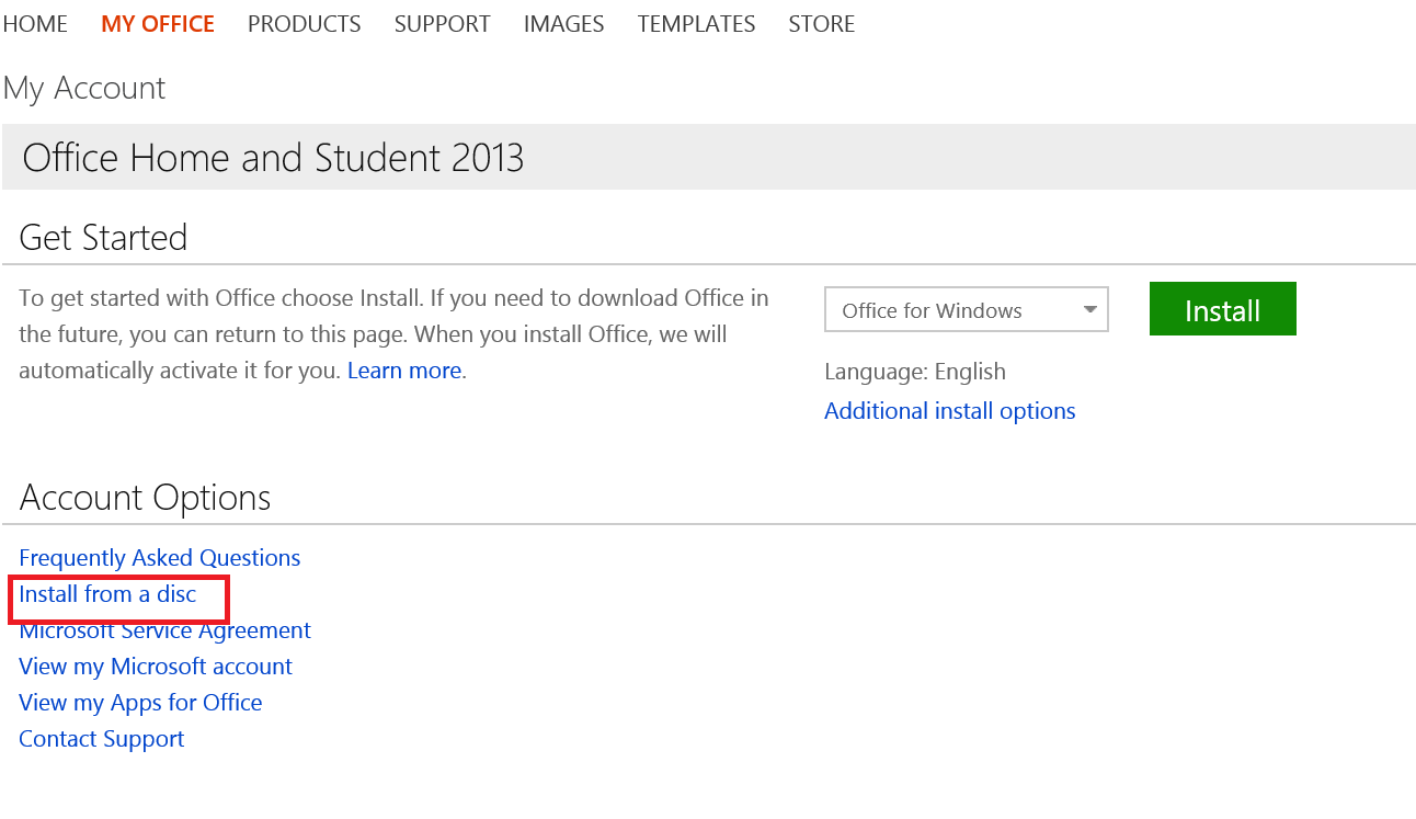Download Office Home and Student 2013 key