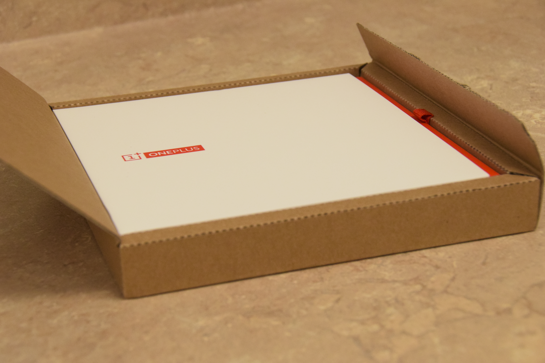 Packaging Opened